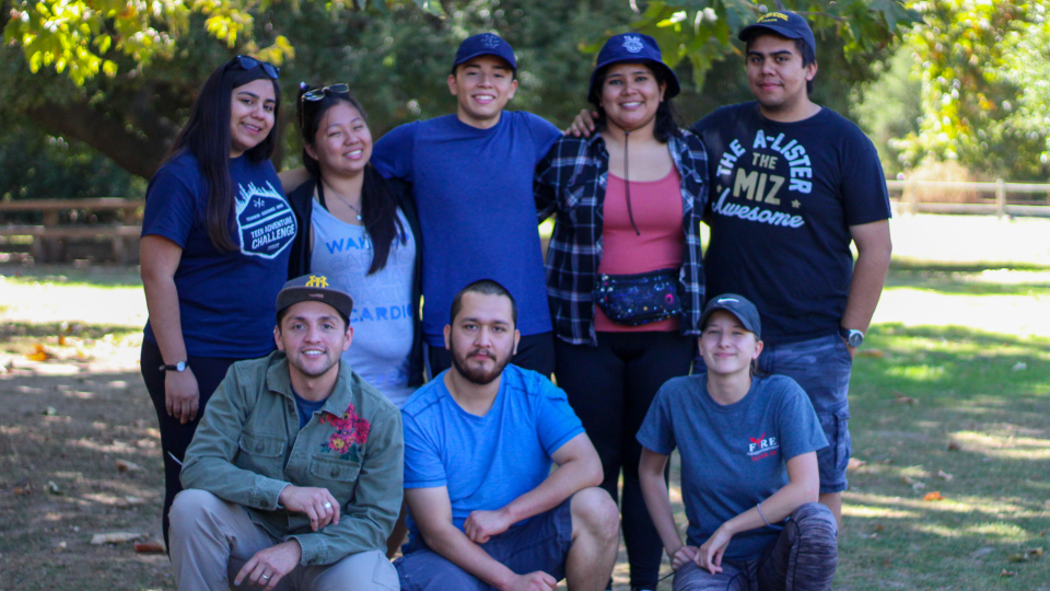 How UCI's FYRE Scholars Program Helps Students Find Community and Purpose