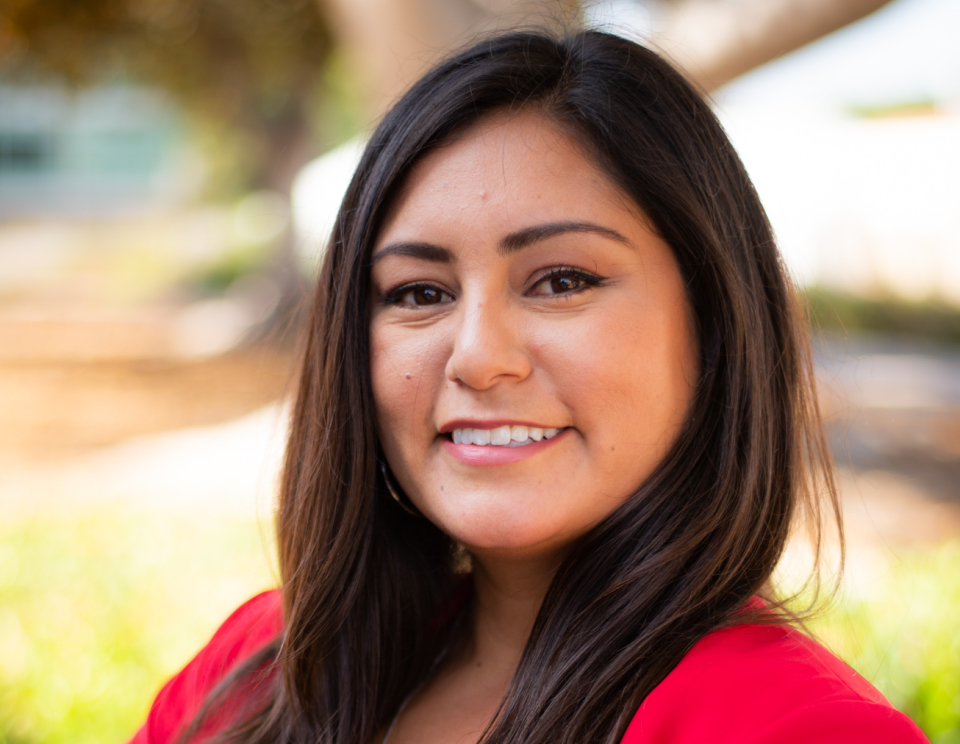 Staff Highlight: Joanna Hernandez, Assistant Director of Student Success Initiatives
